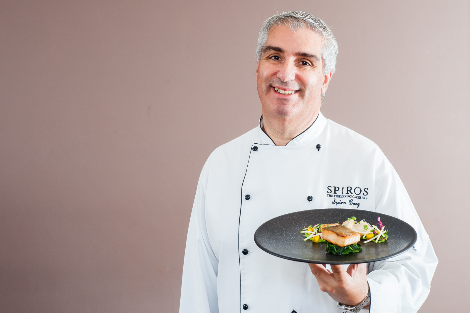 Bring Corfu to Cardiff with Spiro's Greek Easter lunch recipes