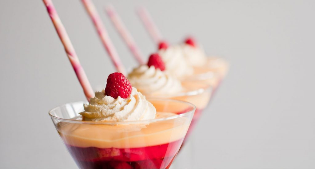10 Desserts to Give You #FoodEnvy - Spiros Martini Trifle