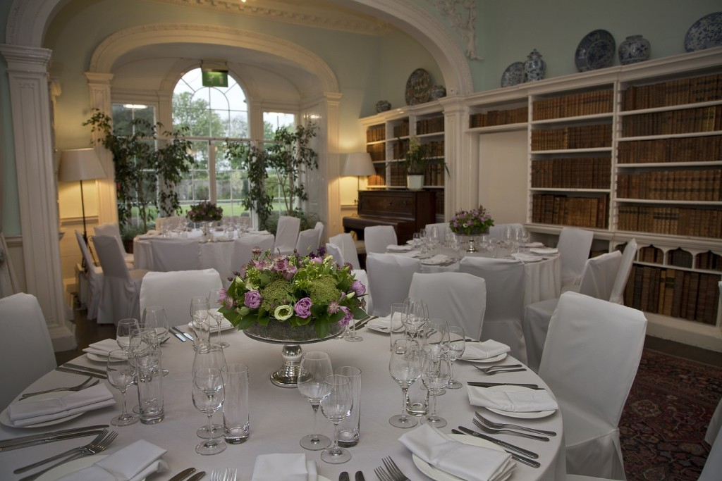 Fonmon Castle with Spiros Catering