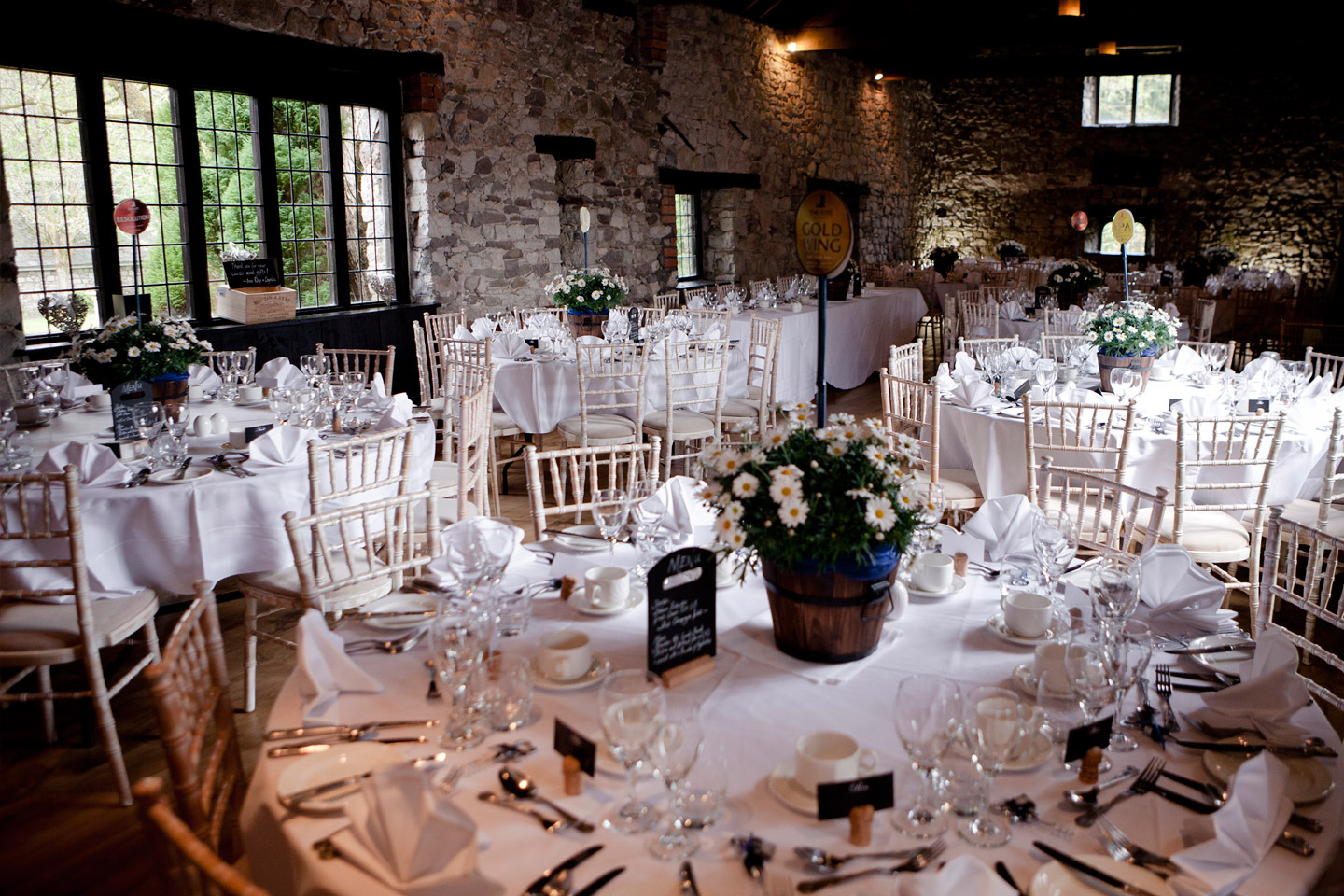 Pencoed House Estate with Spiros Caterers, Best Renovated Venues in Wales