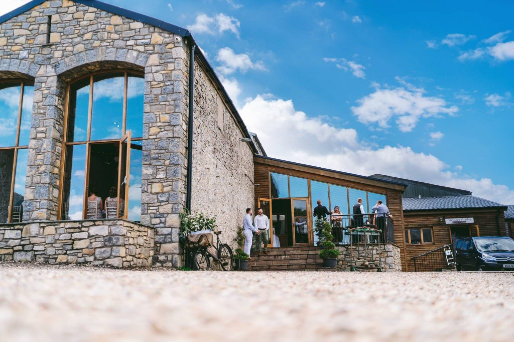 Venue of the month: Rosedew Farm in Llantwit Major