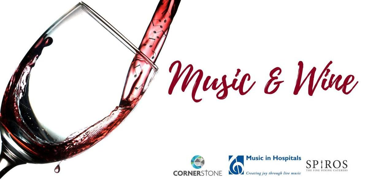 Music & Wine event at Cornerstone Cardiff in September 2017
