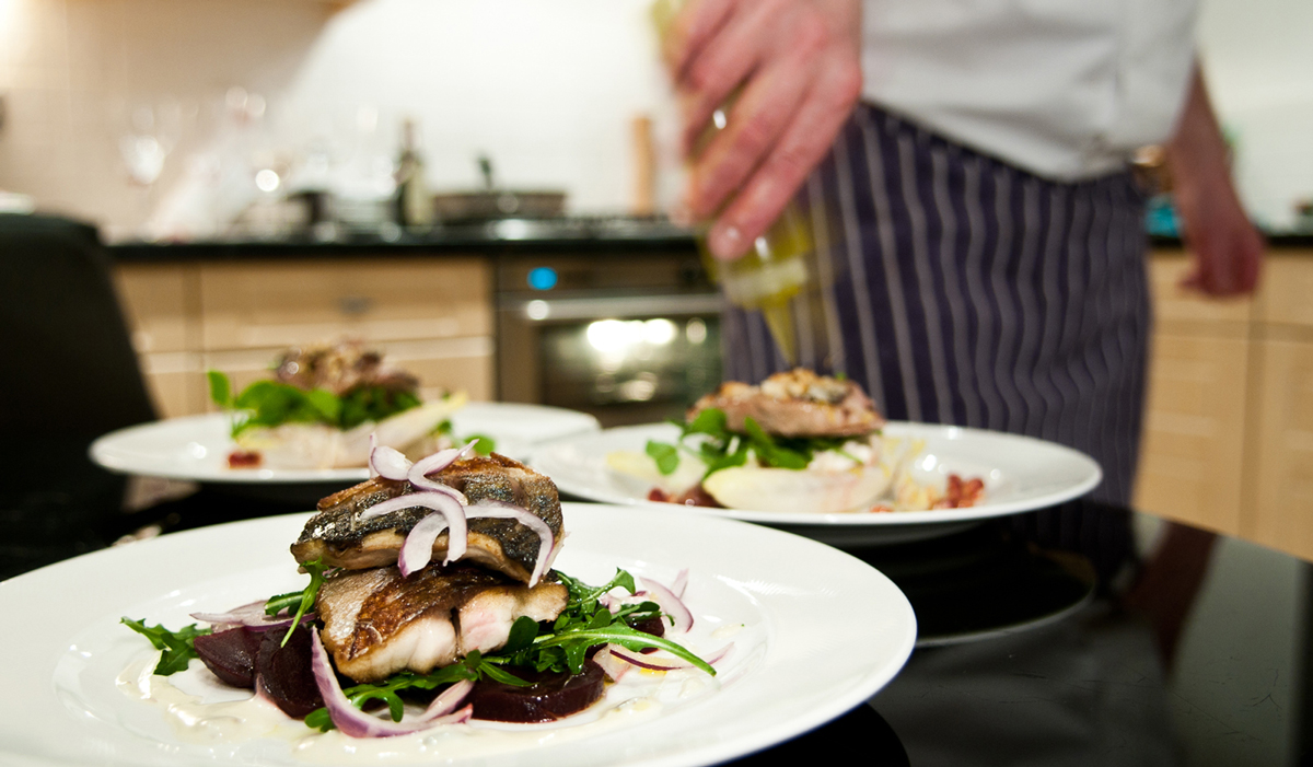 Personal Chef services by Spiros