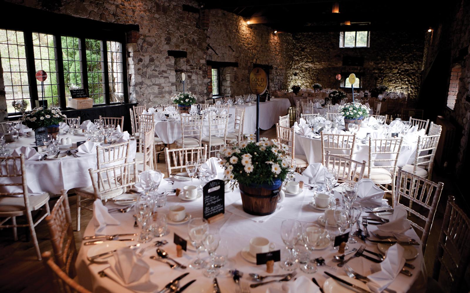 Spiros wedding at Pencoed House