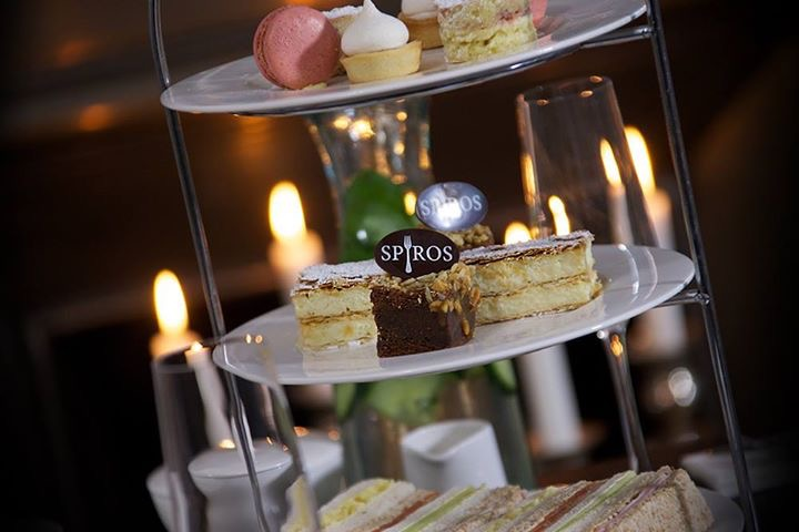 Afternoon Tea at Cardiff's Cathedral 73