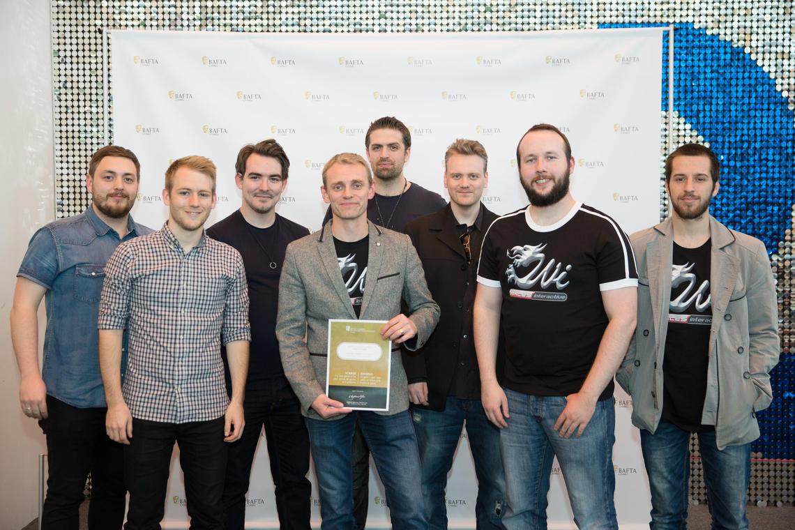 BAFTA Cymru Game Awards Nominees Party