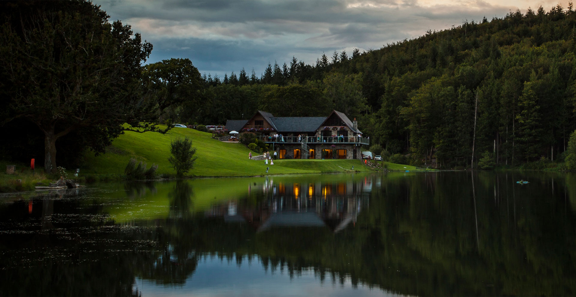 Venue Of The Month: Canada Lodge and Lake