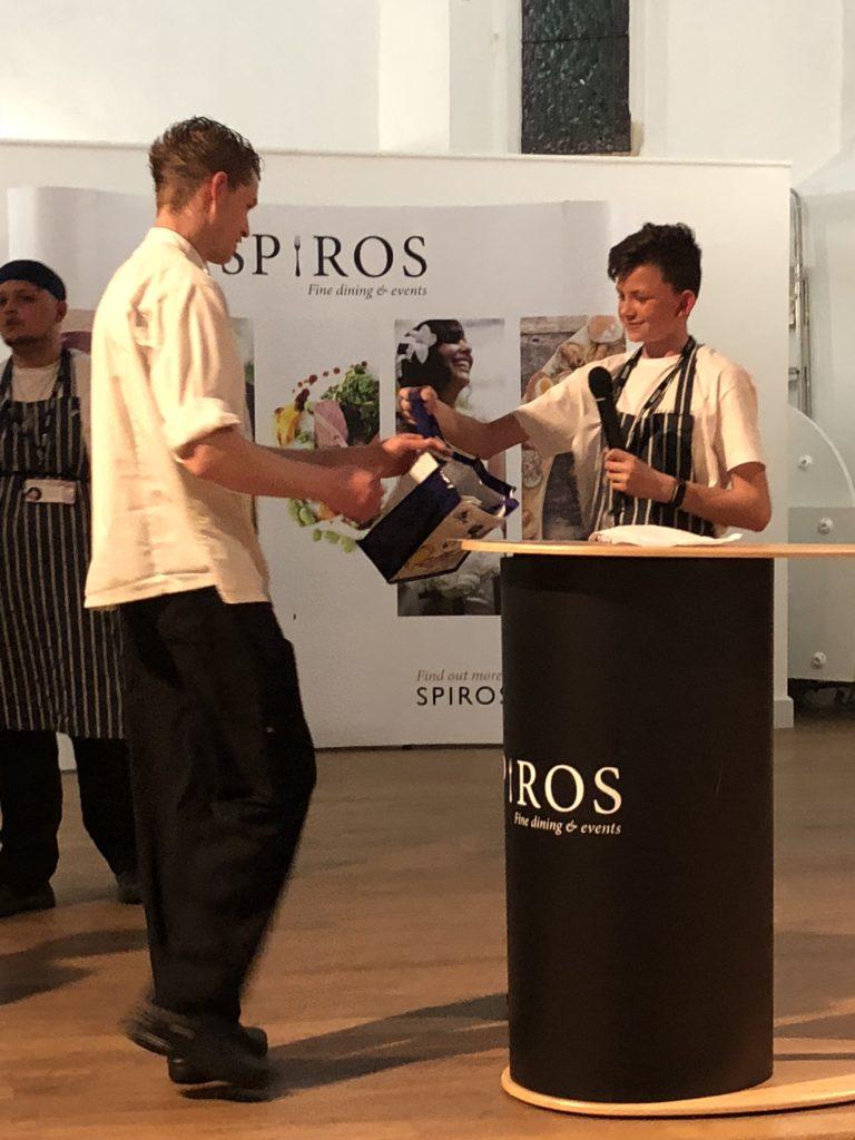 Spiros St Davids Rotary Club Dinner 2018