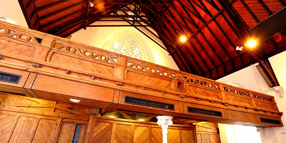 Cornerstone church hall in Cardiff