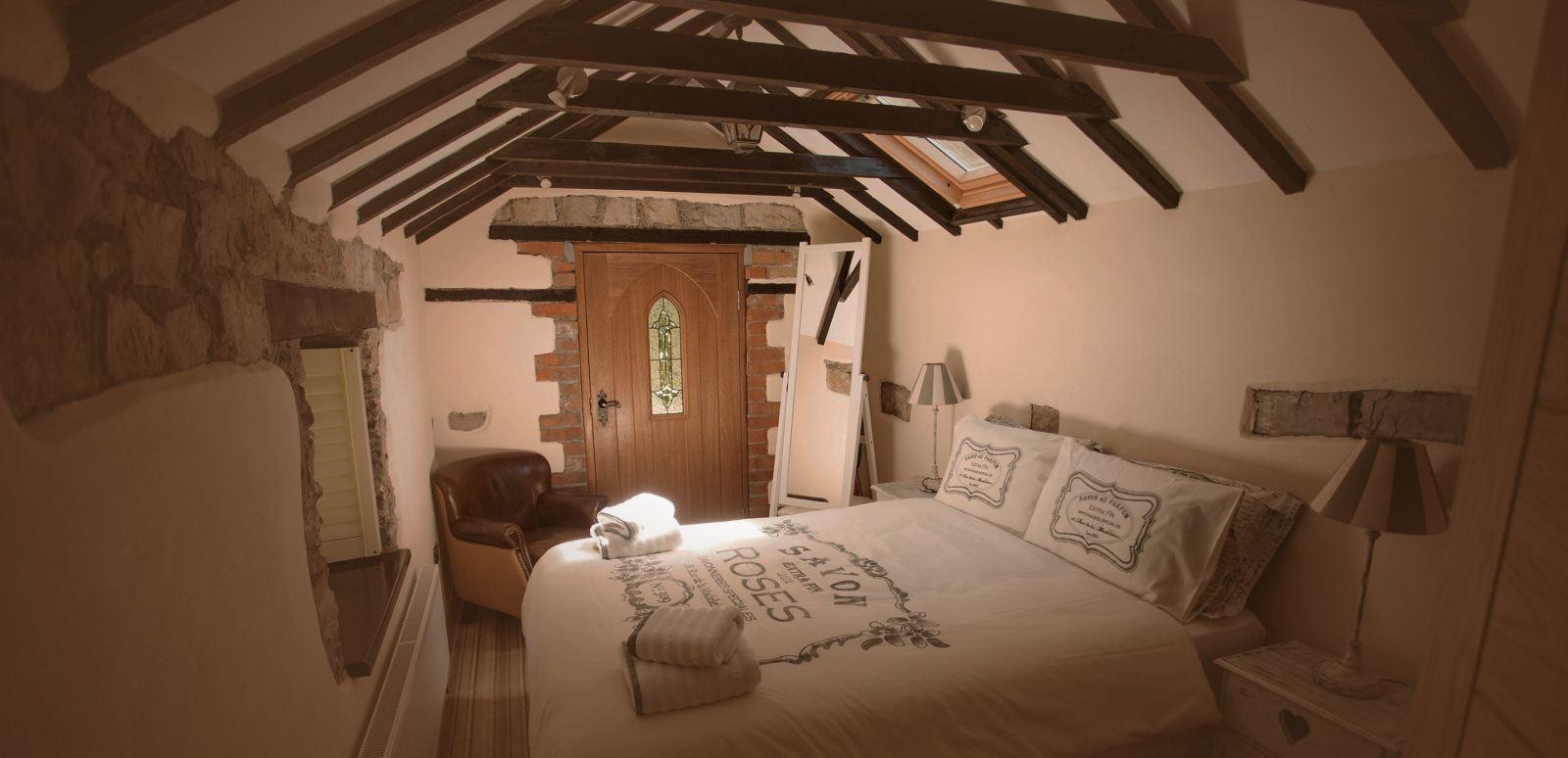 Pencoed House Estate bridal suite