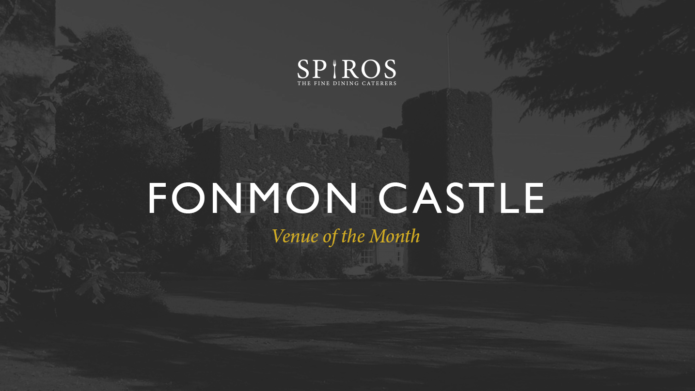 Venue Of The Month: Fonmon Castle