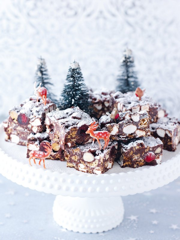 Twelve Christmas recipes to impress your friends and family with