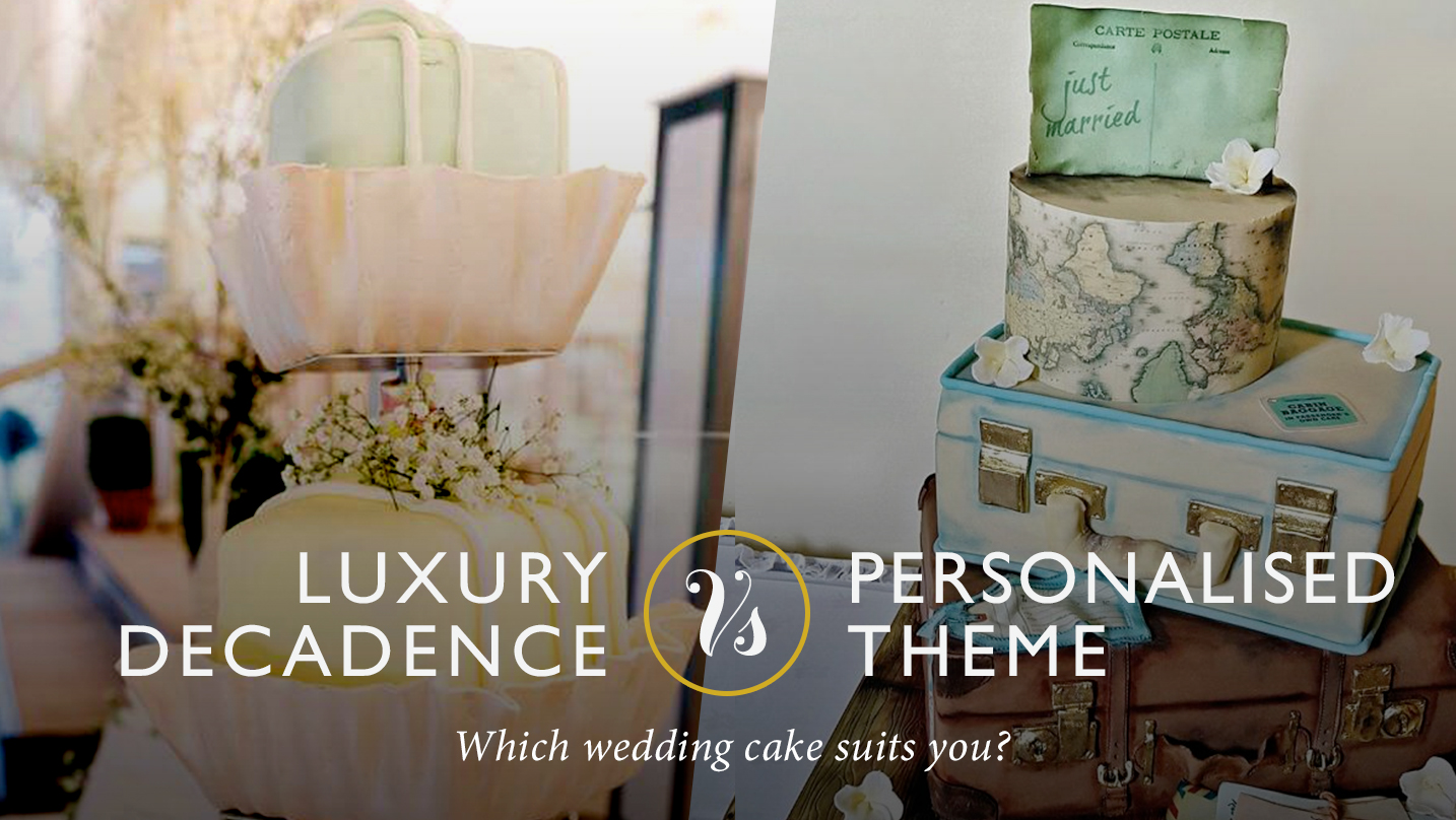 CAKE OFF: luxury VS personalised
