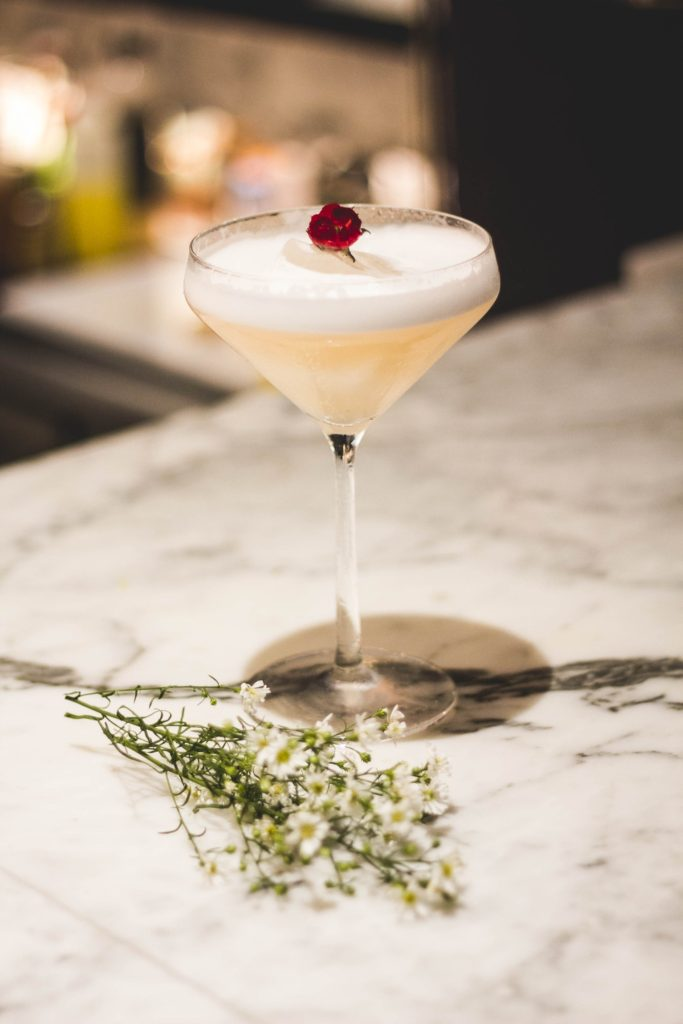 Flower Cocktail - 15 Unique Wedding Food Ideas by Spiros