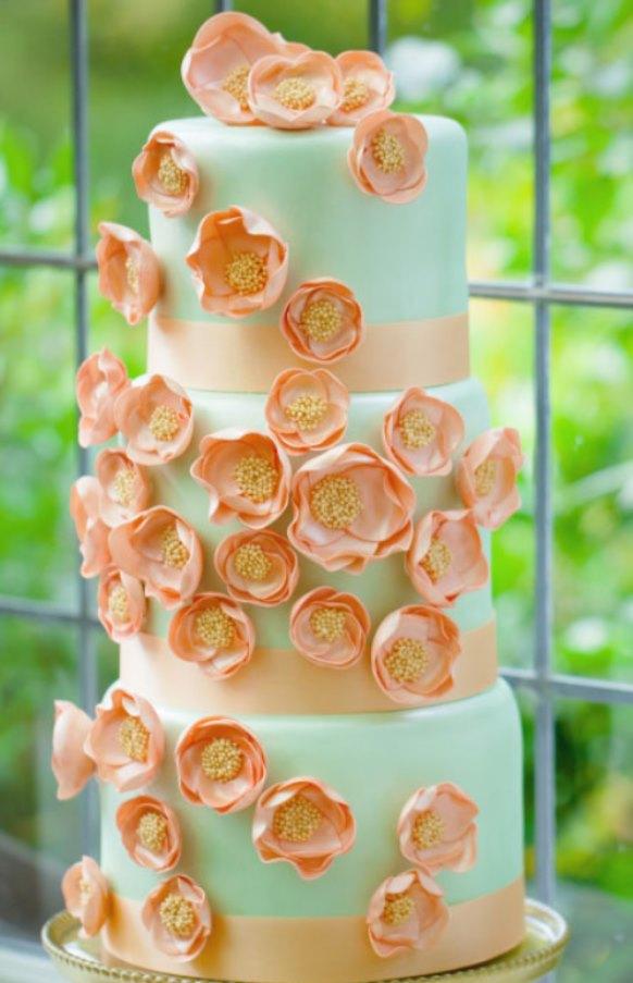 Spiros - summer wedding cakes - unusual wedding cake ideas