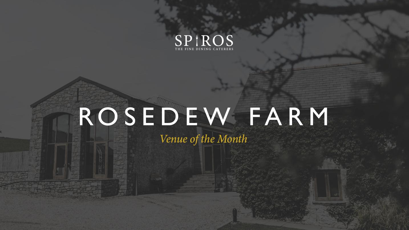 Venue Of The Month: Rosedew Farm