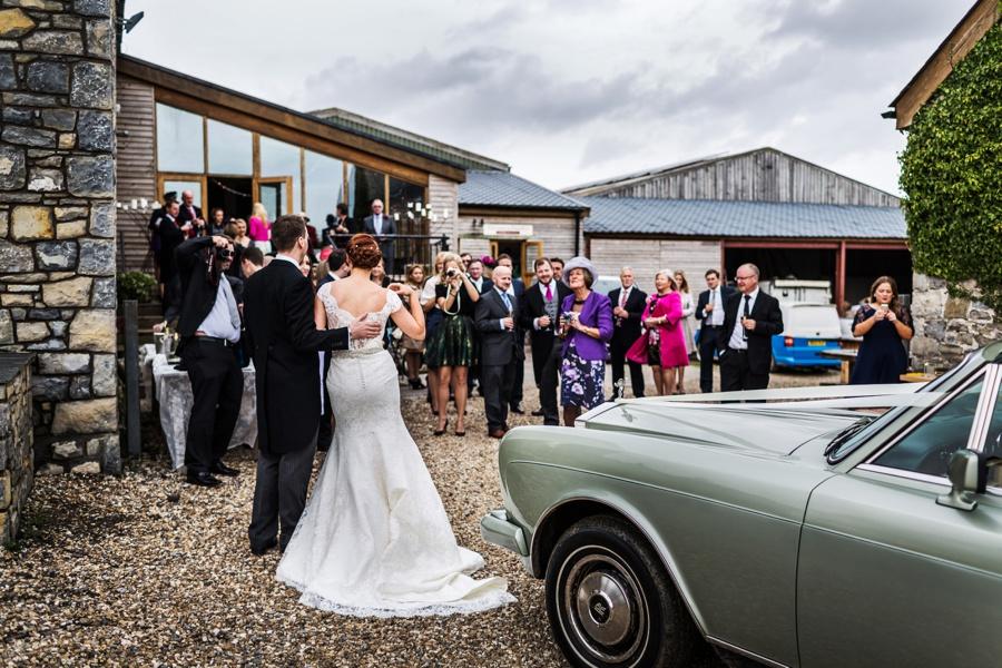 Rosedew Farm wedding in Vale of Glamorgan