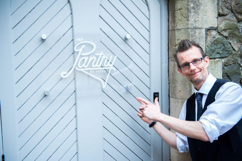 Spiros team - hospitality jobs in Cardiff