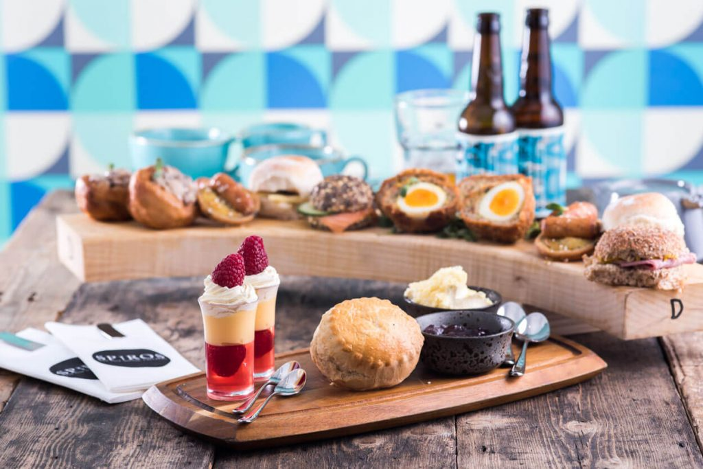 Father's Day ideas - The Pantry Afternoon Tea