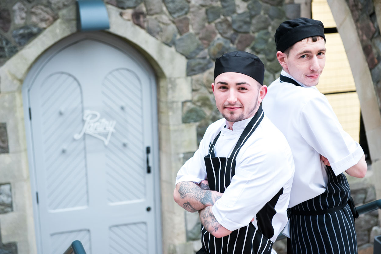 the pantry Cardiff cornerstone catering jobs