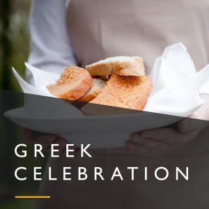 Greek Menu