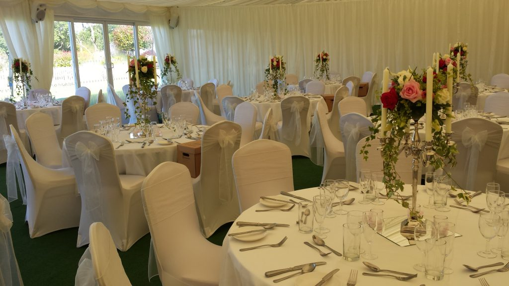 Cottrell Park Golf Resort, dressed for a wedding