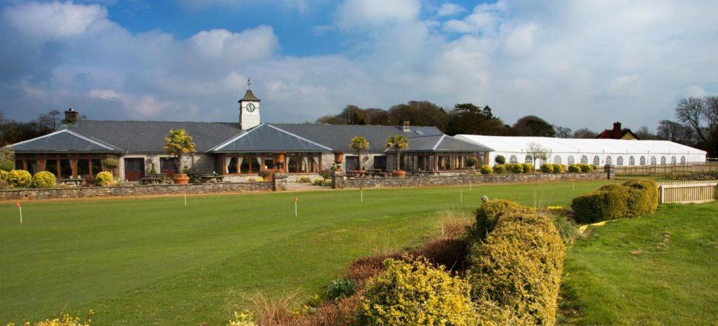 Cottrell Park Golf Resort in the sun