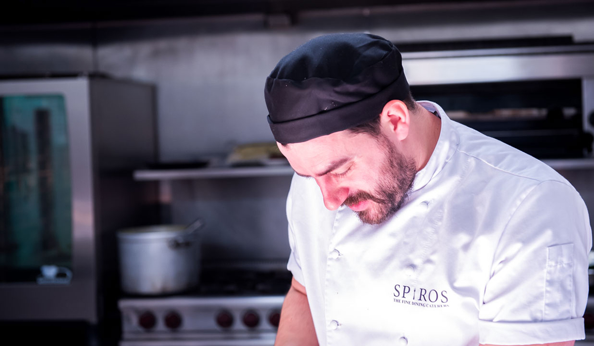 Spiros - Our Chefs