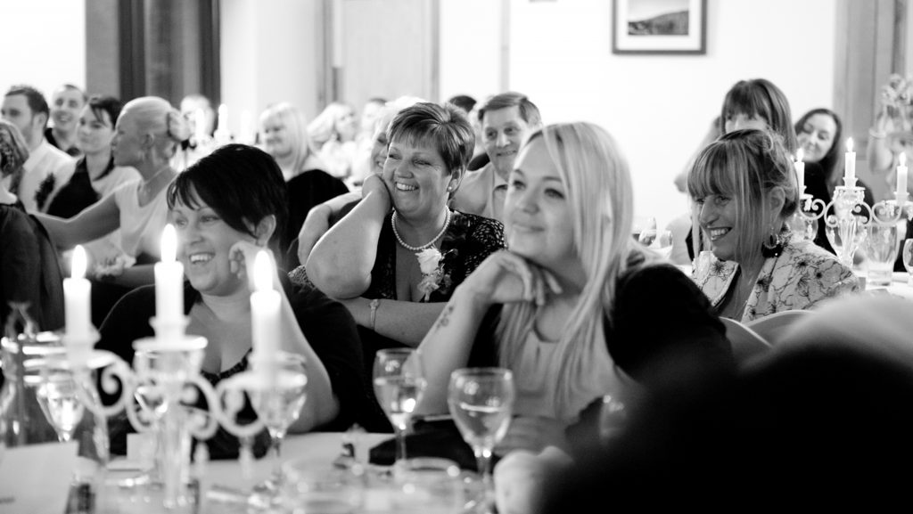 Ladies Lunch event at Cornerstone Cardiff, October 2017
