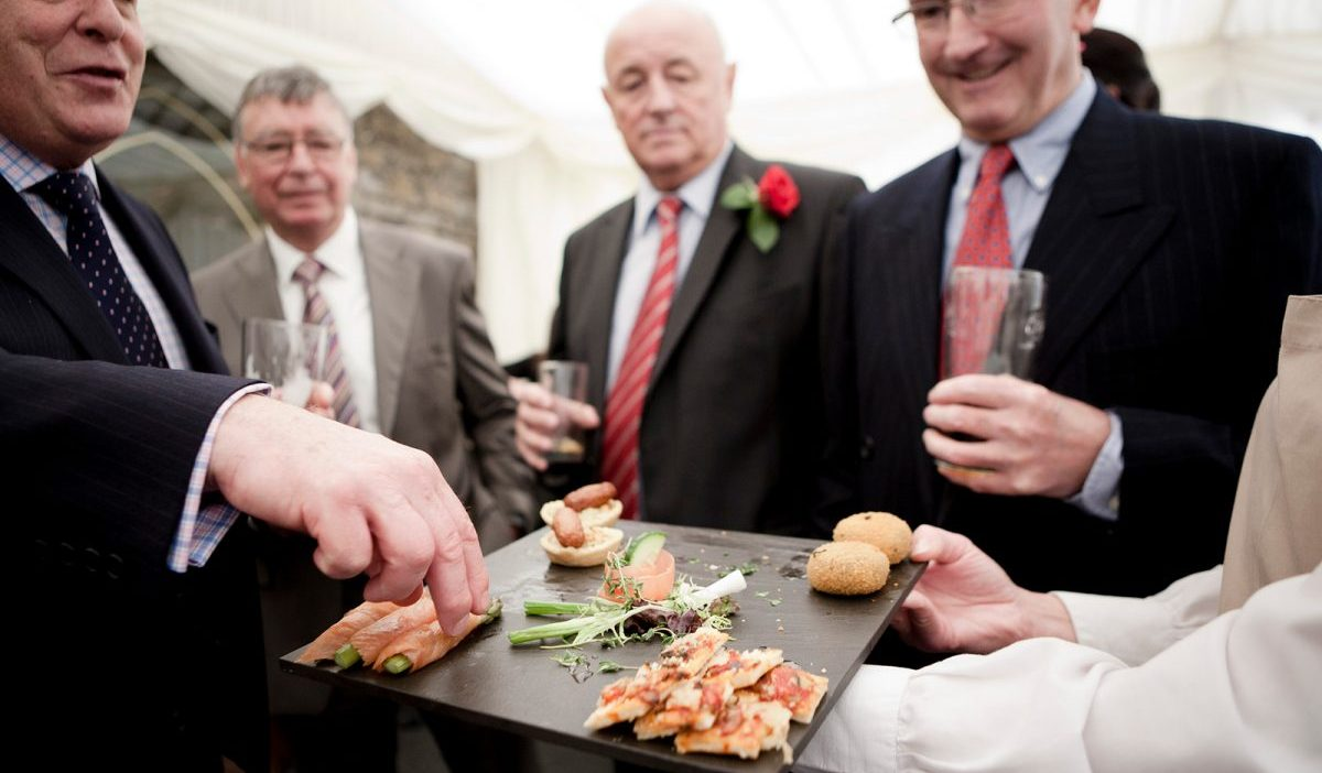 Spiros Wedding catering