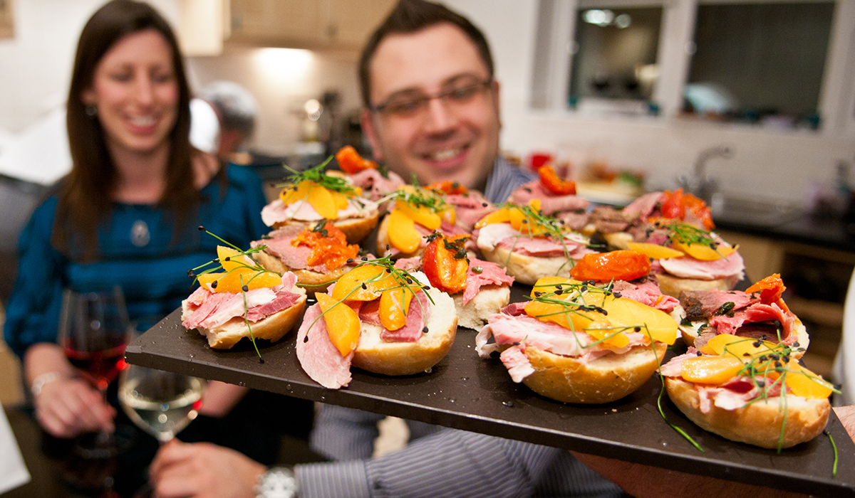 Spiros - VIP Dining