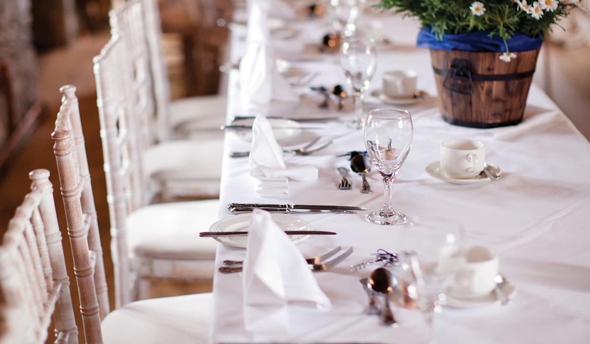 Spiros - Wedding Receptions
