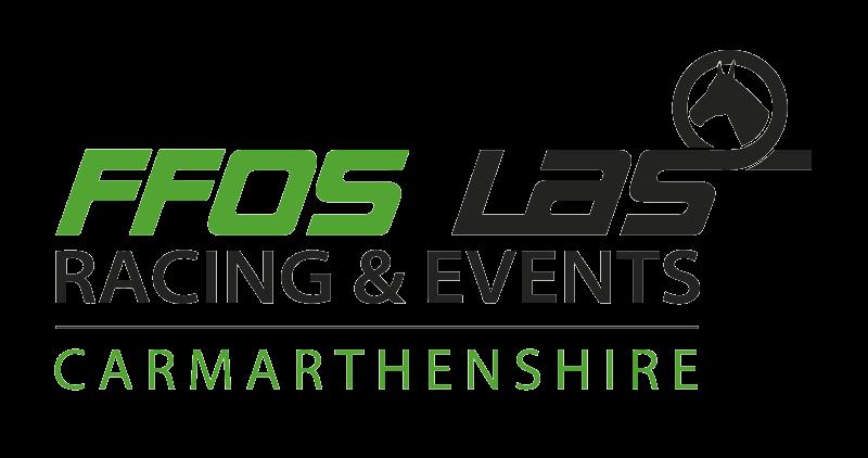 Ffos Las Racecourse venue partner logo