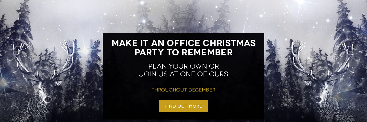 Christmas events in Cardiff with Spiros - Office Christmas parties 2017