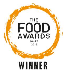 Spiros Food Award Wales 2015