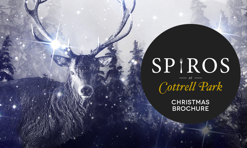 Spiros Cottrell Park brochure for Christmas 2017