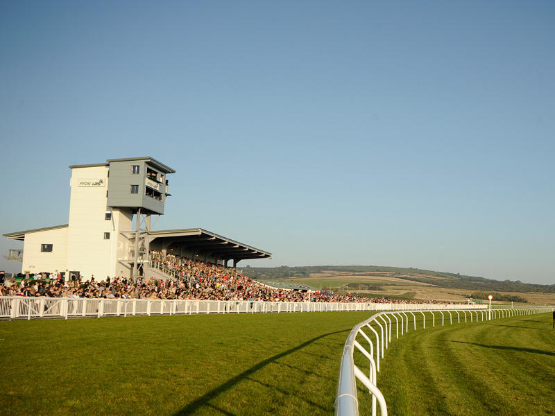 Spiros newest venue, Ffos Las racecourse