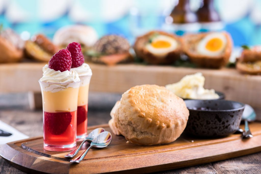 10 Desserts to Give You #FoodEnvy - English Trifle and Scones