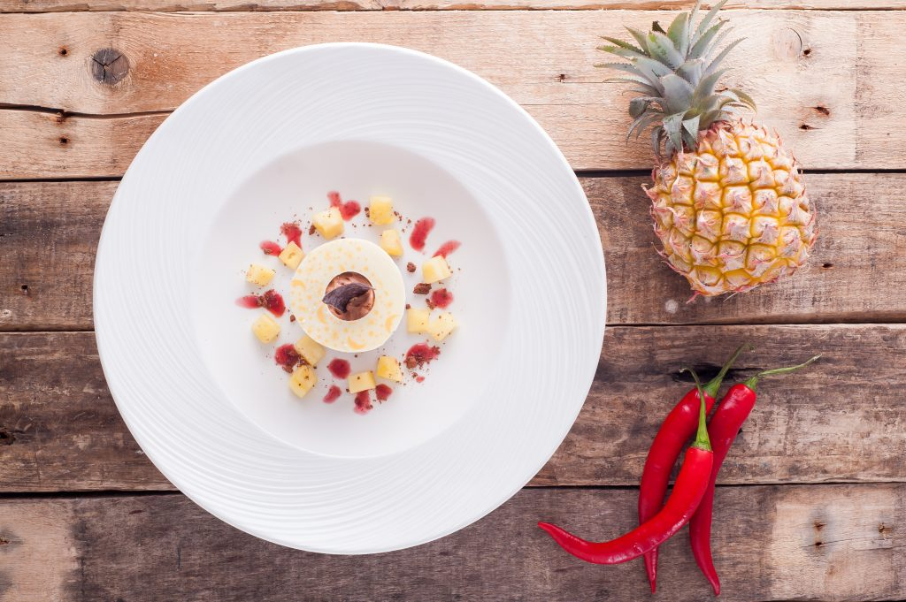 10 Desserts to Give You #FoodEnvy - Pineapple Slices and Chilli