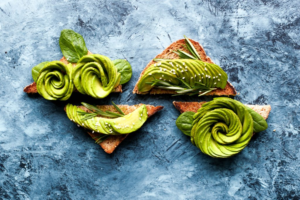 Avocado on Toast - Food Ideas For Athletes & Gym Addicts From Spiros