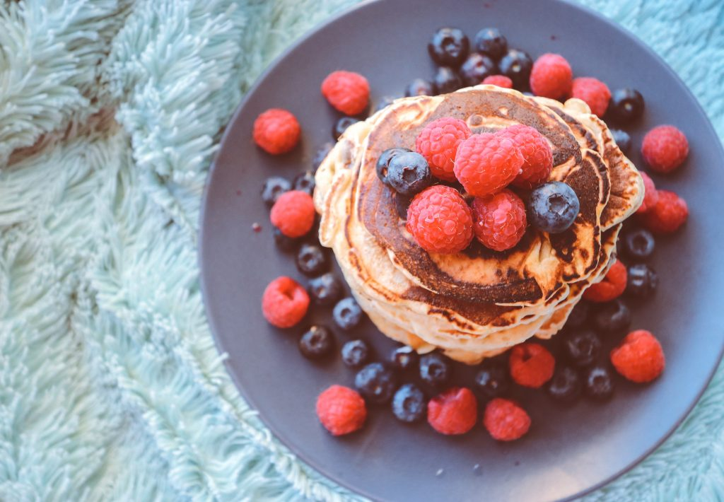 Pancakes And Protein - Food Ideas For Athletes & Gym Addicts From Spiros