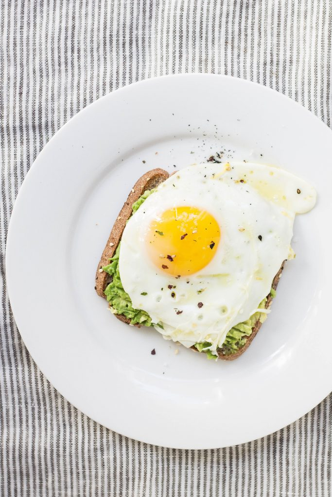 Poached Eggs - Food Ideas For Athletes & Gym Addicts From Spiros