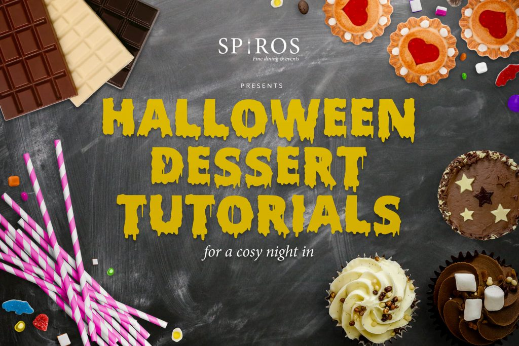 Our 10 Favourite Halloween Dessert Tutorials