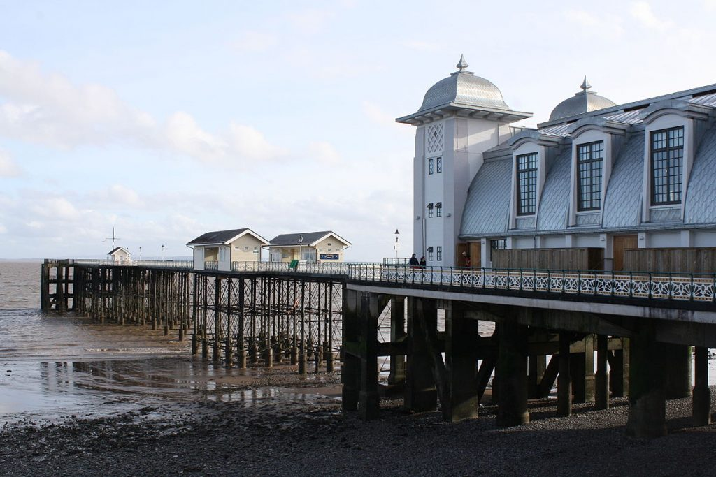 Historic wedding venues in Cardiff - Penarth Pier Pavilion