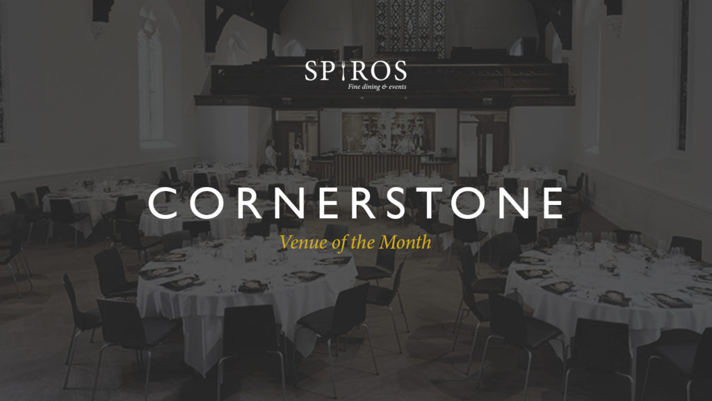 Cornerstone Cardiff: Venue of the Month