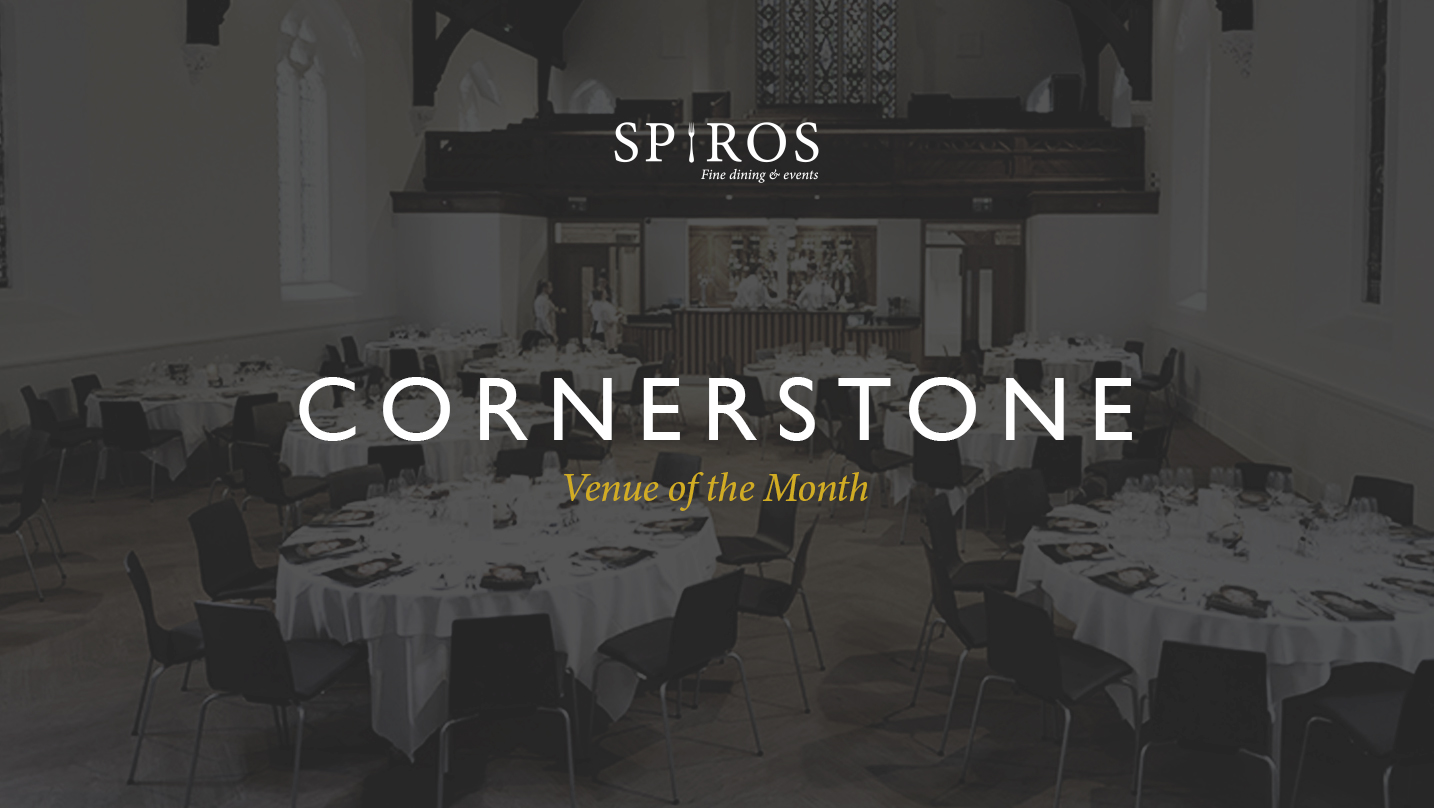 Venue of the Month: Cornerstone Cardiff