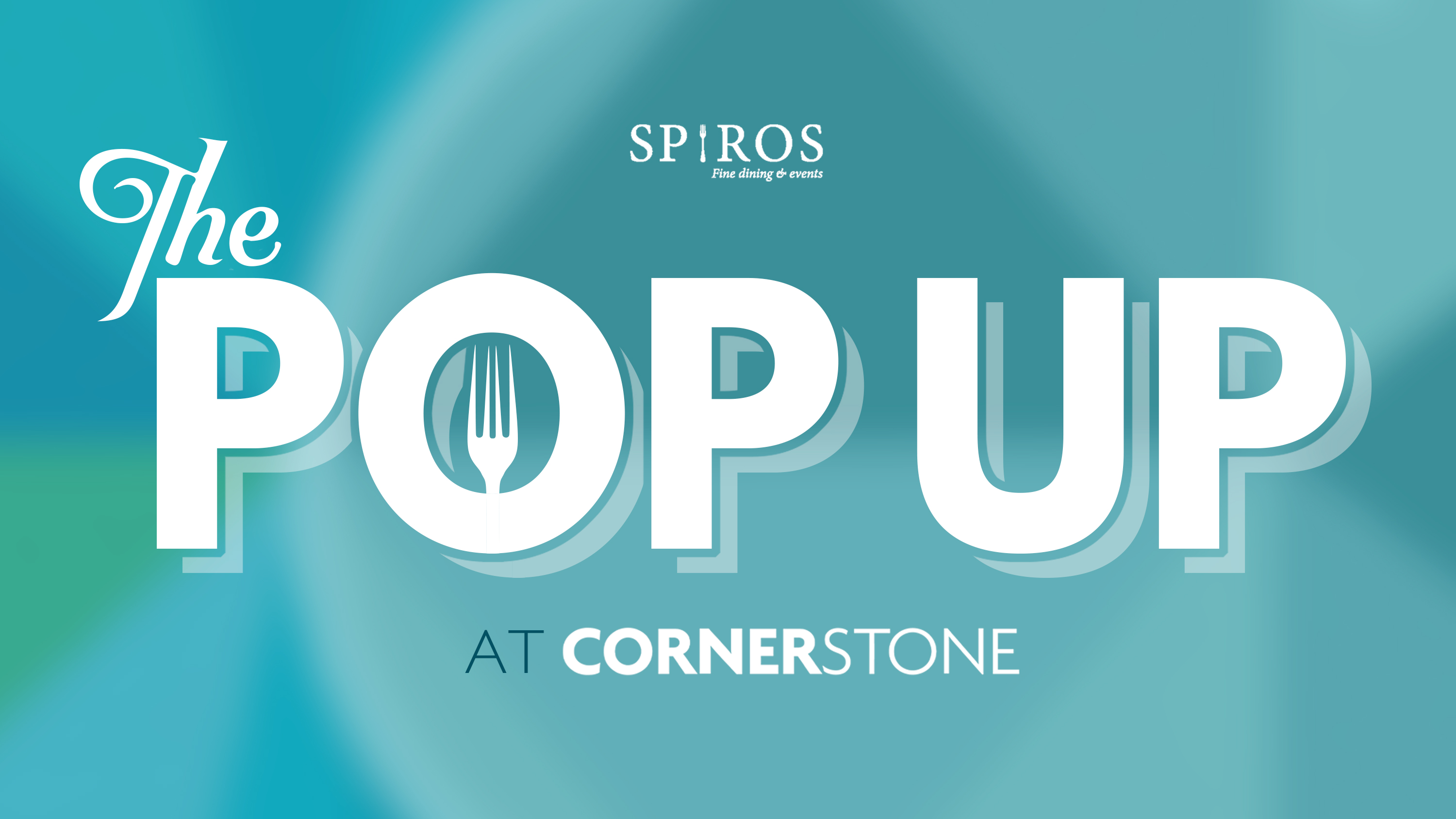 What happened at our first Pop Up event with Stephen Terry…