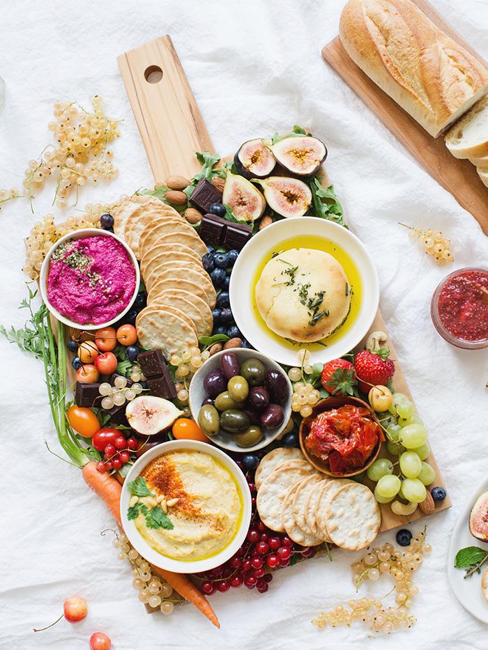 vegan fine dining ideas