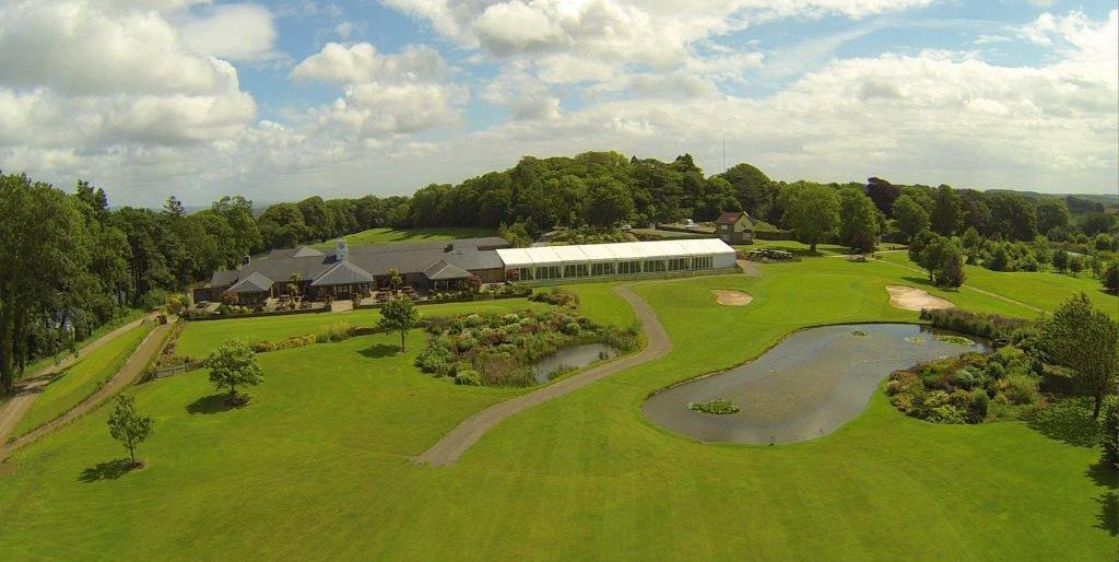 Cottrell Park Golf Resort, venue partnership with Spiros