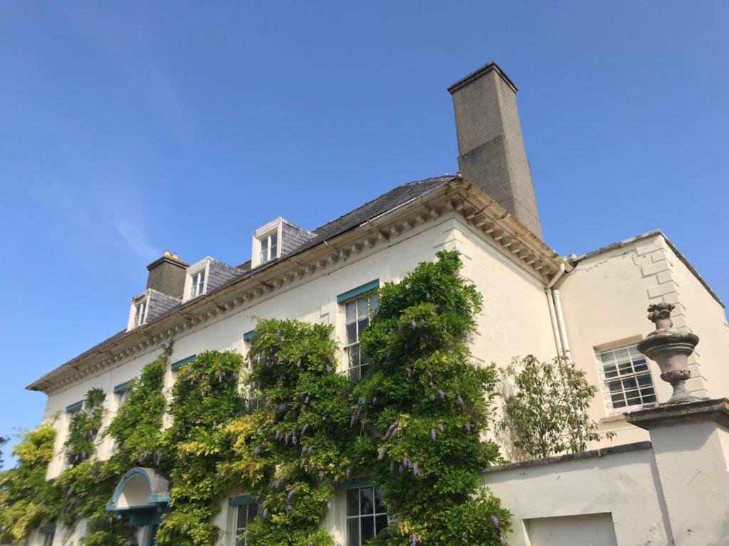 An impressive Georgian manor